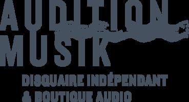 Logo Audition Musik