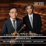 Wan, Andrew : Ginastera, Bernstein, Moussa (CD)