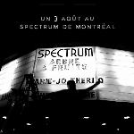 Thério, Marie-Jo : Un 3 août 2001 au Spectrum de Montréal (CD)